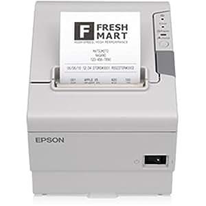 Epson TM-T88V (151): Bluetooth, PS, ECW, EU - imprimantes à reçu de point de vente (PS, ECW, EU, 0,99 x 2,4 mm)