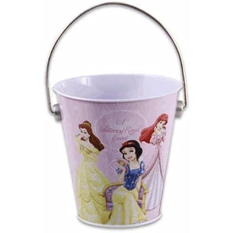 Disney Princess Small Tin Bucket by (Tin Bucket)