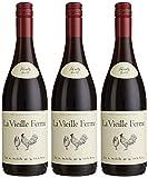 Famille Perrin / La Vieille Ferme Vin De France Rouge Grenache 2015/2017 Trocken (3 x 0.75 l)