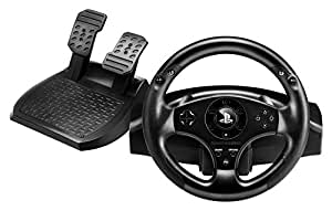 Thrustmaster: Racing Wheel for PS3/PS4 - T80 RS Edition (Black)