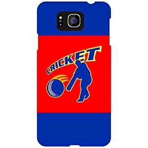 Samsung Galaxy Alpha G 850 Cricket Phone Cover