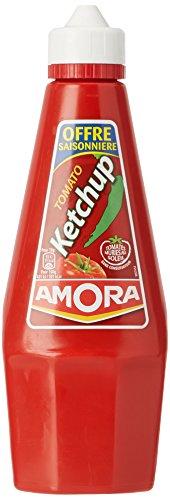 Amora Ketchup Tomate 575 g
