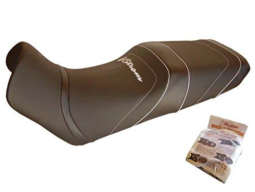 Funda de sillín Design Suzuki V-Strom DL 650[2002–2011] Top Sellerie