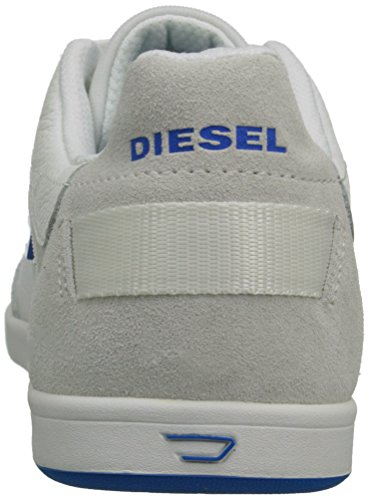 Diesel Y00674 starch PS308, Sneakers Basses Homme Blanc Cassé - 30904071