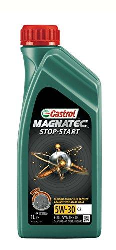 Huile moteur Castrol MAGNATEC STOP-START – 5W-30 C2, 1L pas cher