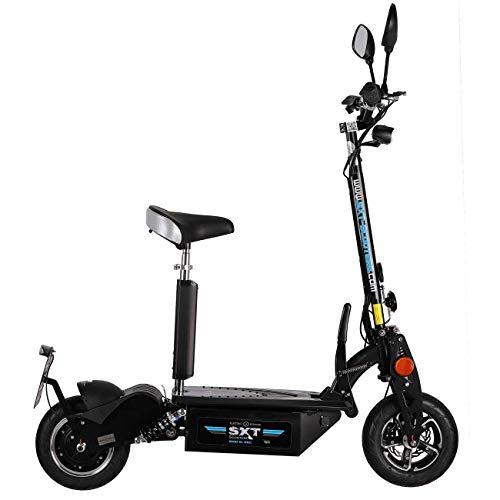 SXT1000 XL EEC Facelift Elektro Scooter Weiss Elektroroller 48V 30Ah Lithium Akku