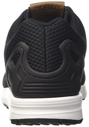 adidas ZX Flux, Sneaker Uomo Nero (Core Black/core Black/footwear White)
