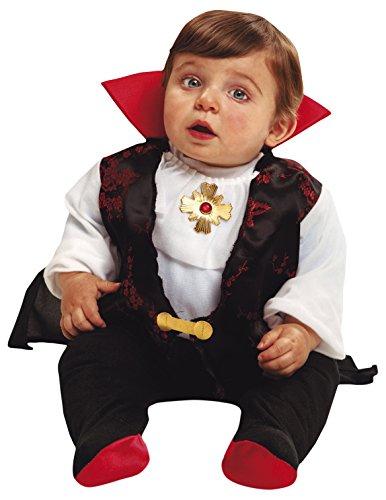 My Other Me Me-203270 Disfraz bebé Drácula niño