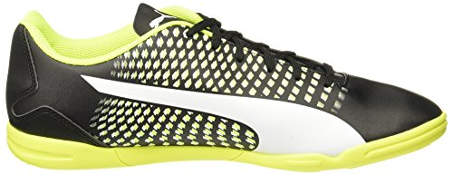 Puma Men s Adreno III It Black Football Boots - 10 UK India  44 5 EU  10404707