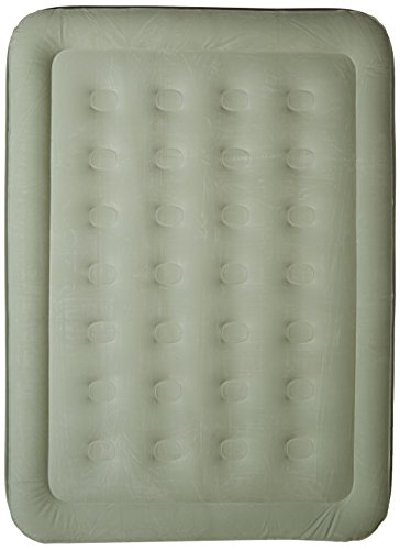 41nc9KnojlL - Coleman Raised Double Airbed Air Bed - Green