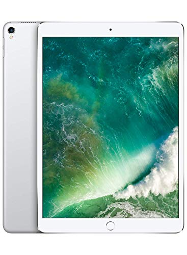 Apple iPad Pro 10,5 pulgadas (256GB, Wi-Fi) - Plata (Modelo precedente)