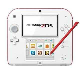 Nintendo 2DS - Consola, Color Blanco Y Rojo (B00EUEX1MQ) | Amazon price tracker / tracking, Amazon price history charts, Amazon price watches, Amazon price drop alerts