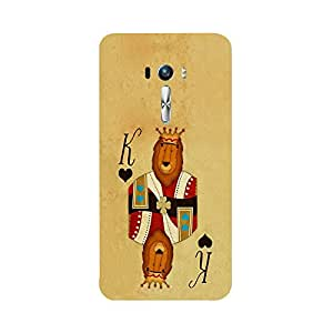 Phone Candy Designer Back Cover with direct 3D sublimation printing for Zenfone Selfie