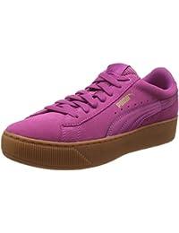 Puma Vikky Platform, Sneakers Basses Femme