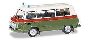 Herpa 66495 TT/Barkas B 1000 Volkspolizei - Juego de Modelos