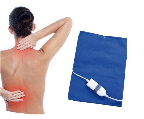 Almohadilla electrica calor 60W espalda lumbares 3
