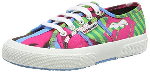 Superga Superga Fancotu2 Poster, Sneakers basses mixte adulte Multicolore - Multicolor (905 Multicolor)