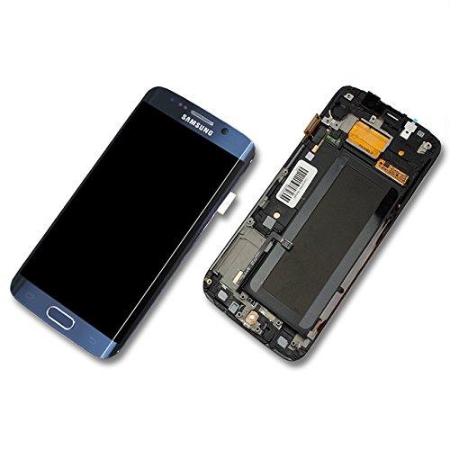 Samsung - Ecran LCD + Tactile Assemblé Samsung Galaxy S6 Edge SM-G925 Noir - 3700936101990