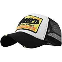 Gorras de béisbol,Gorra de verano bordada Sombreros de malla para hombres  Mujeres 8720bb268b7