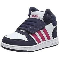 adidas Hoops Mid 2.0 I, Zapatillas Unisex para Niños