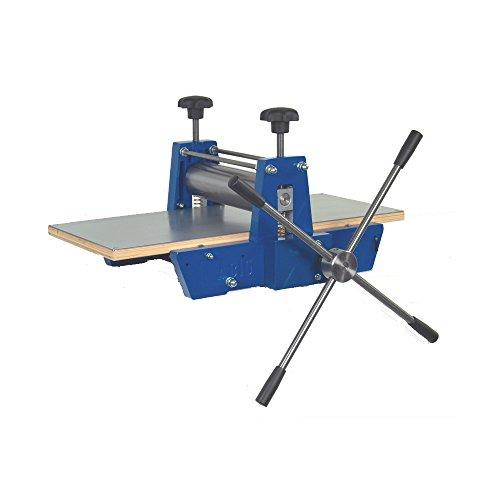 NEU Abig Druckpresse, 30x70cm mit Untersetzung 3:1