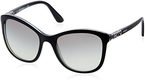 Vogue Gradient Square Women'S Sunglasses - (0Vo5033S23851154|53. 9|Grey Gradient) image