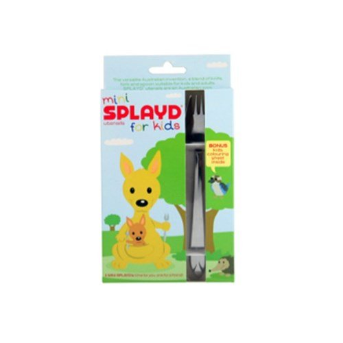 Splayd Mini-Göffel für Kinder, 2er-Set