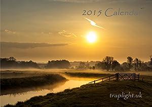 2015 Calendar - 13 months - British wildlife, landscape and architecture