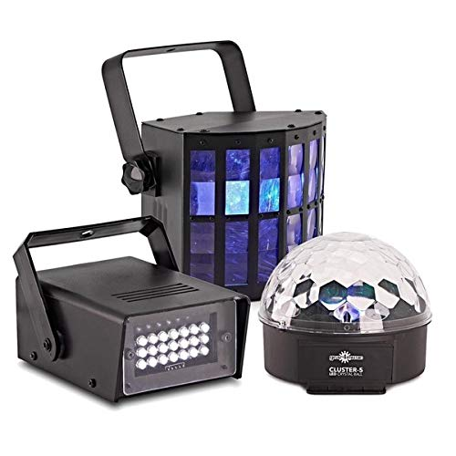 Pack - Strobe Derby and Crystal Ball ()
