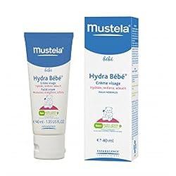 Mustela Feuchtigkeitsspendende Gesichtscreme Für Babys, Für Normale Haut,40Ml