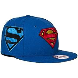 DC Comics Superman Fresh Side Snapback Gorra De Béisbol