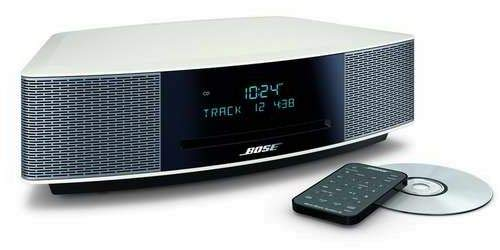 Bose Wave Music System IV - Arctic White