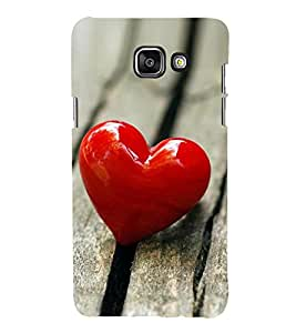 Takkloo love sign heart sign,cover for lover, beautiful love cover, red heart) Printed Designer Back Case Cover for Samsung On5 (2016) New Edition For 2017 :: Samsung Galaxy On 5 (2017)