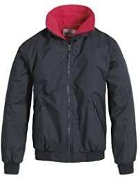 Musto 2016 Snug Blouson Jacket in True NAVY/True RED MJ11009