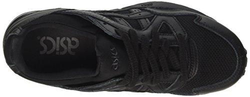 Asics Gel-Lyte V, Chaussures de Tennis Mixte Adulte Noir (Nero)