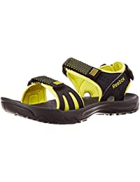 6180245d715189 Reebok Unisex Adventure Serpant Lp Multi-Color Mesh Sandals and Floaters -  4 UK