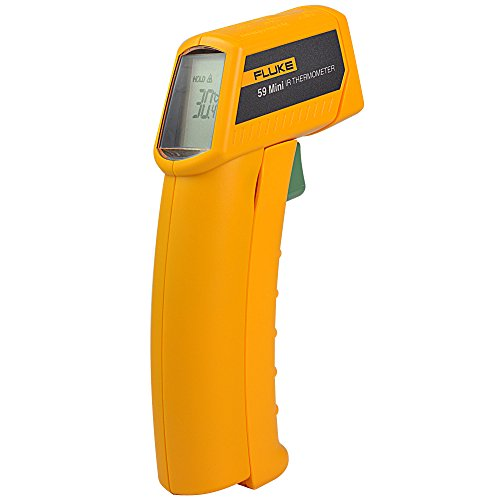 Fluke 59 Mini Handlaser Infrarot Thermometer(-18 ° C bis 275 ° C) Thermometer Von Fluke