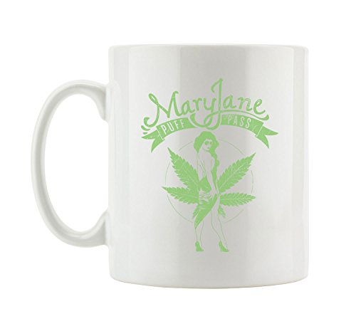 Mary Jane Coole Party Tasse