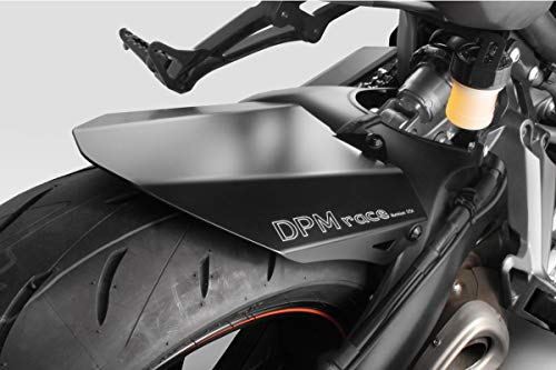 R-0771 - Support de Plaque dImmatriculation Accessoires De Pretto Moto DPM - 100/% Made in Italy Kit Porte Plaque XSR900 2015 Visserie et Lumi/ère LED Inclus