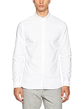 SELECTED HOMME Herren Businesshemd Shhonevince Shirt Ls Sts