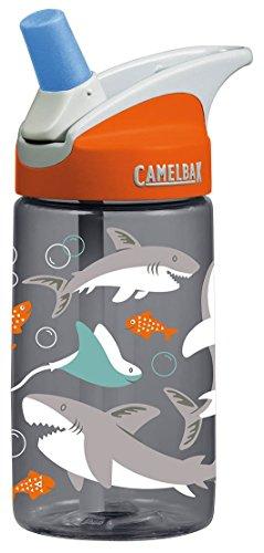 CamelBak Kinderflasche Eddy, sharks, 0.4 Liter, 53860
