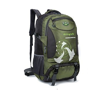 35 L Rucksäcke Outdoor Green