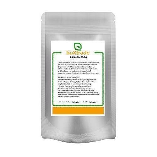 41ncN6ZMbOL. SS500  - 10 x 500 G L-CITRULLIN Malate Powder | L Citrulline Dl-Malate 2:1 | Powder Form 5 KG