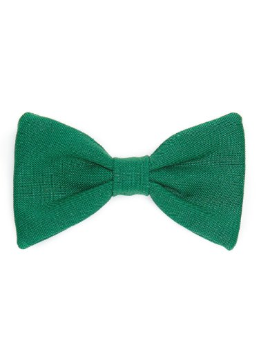 american-apparel-small-bow-hair-clip-verdant-green-one-size