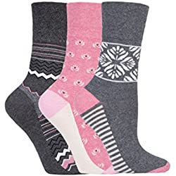 Gentle Grip by SockShop - Calcetines - para mujer rosa RH119G3