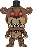 Funko Pop! - Nightmare Freddy Figura de Vinilo,...