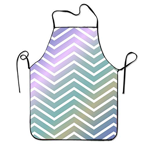 best pillow Personalized Zigzag Stripe Aprons Printed Apron for -