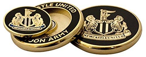 Große Duo Golf Ball Marker Mit Football Club Logo, Newcastle Utd Football Club