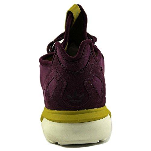 Adidas-Männer Tubular Runner Schuhe Burgundy