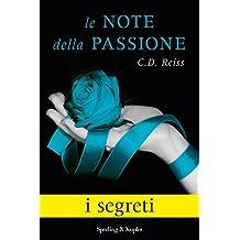 Le note della passione. I segreti (Italian Edition)